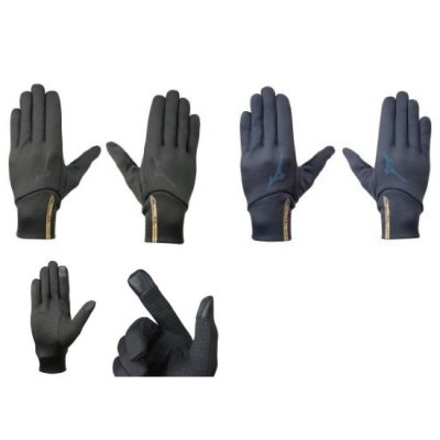 MIZUNO 【ミズノプロ】フリース手袋[ユニセックス]<BR>12JY0E50<BR>