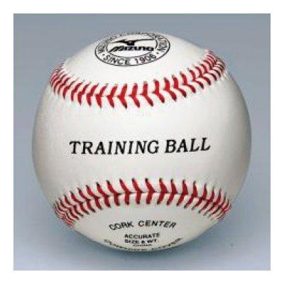 MIZUNO 硬式用/トレーニングボール ティーバッティング用(240g)<BR>1BJBH80000<BR>
