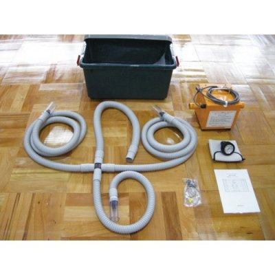 マク・クイックシェルター専用電動送風機 <BR> 401-003 <BR>