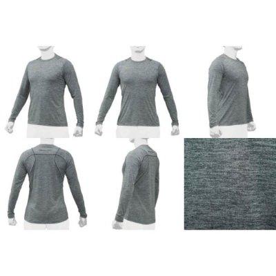 MIZUNO 【ミズノプロ】ロングTシャツ[ユニセックス]<BR>12JA9T55<BR>