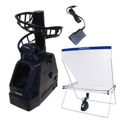 ※送料込み※サクライ貿易  CALFLEX  ソフトテニスマシン連続打ちネットセット<BR>CT-014SET<BR>