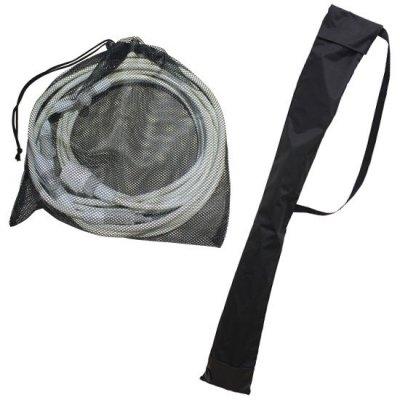 ミストアーチ 収納バッグ フレーム用・ホース用各1セット[シングル用] <BR>  108-897 <BR>