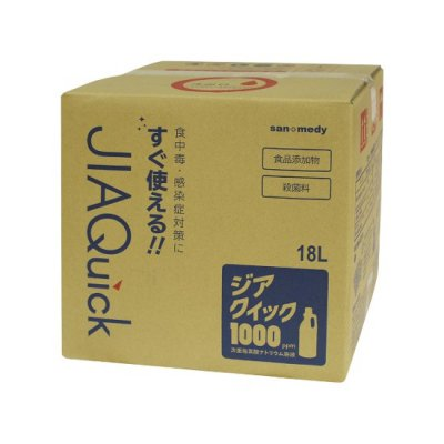 ジアクイック 1000 18L<BR> 109-272 <BR>
