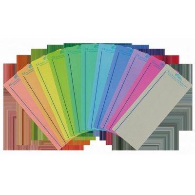 魔法の定規 リーディングルーラー ワイド 基本カラー5色パック <BR> 721-088 <BR>
