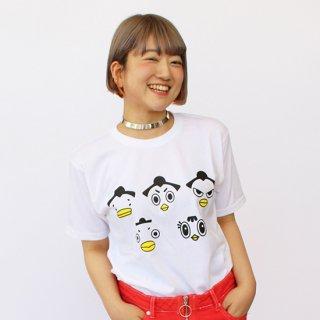 Tシャツ なかよし(ホワイト)