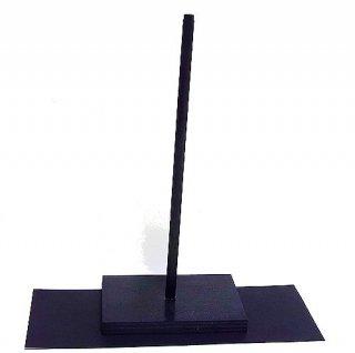 旬のつづり用 つり棒(木製) 黒