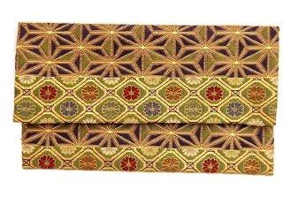 【金襴の和小物】【花楽堂オリジナル手作り札入れ】 札入れ財布 金襴 135