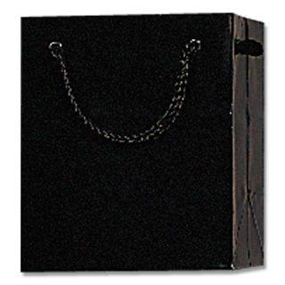 ギフト紙袋 ブライトバッグ 黒 小