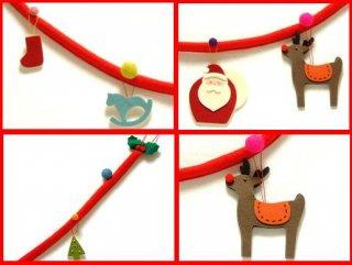 【遊 中川】【和風クリスマスのインテリア】オーナメントロープ