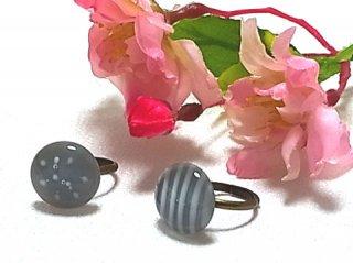 【粋更】硝子の指輪 雫