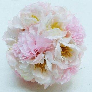 春 インテリア【桜の造花】 サクラボールアレンジ8cm -桜のある暮らしに-