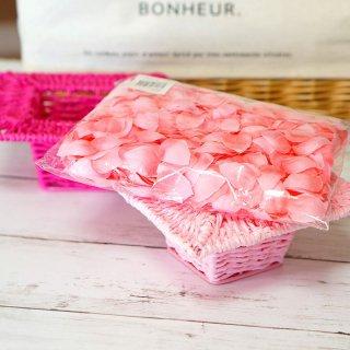 春 インテリア【桜の造花】 桜の花びらと三宝かごセット -桜のある暮らしに-