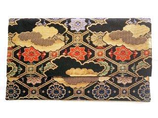 【金襴の和小物】【花楽堂オリジナル手作り札入れ】 札入れ財布 金襴 295