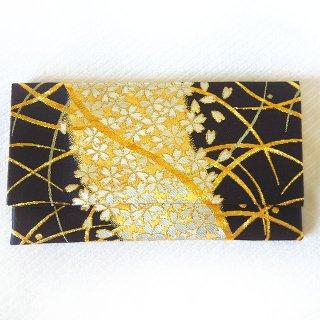 【金襴の和小物】【花楽堂オリジナル手作り札入れ】 札入れ財布 金襴 327