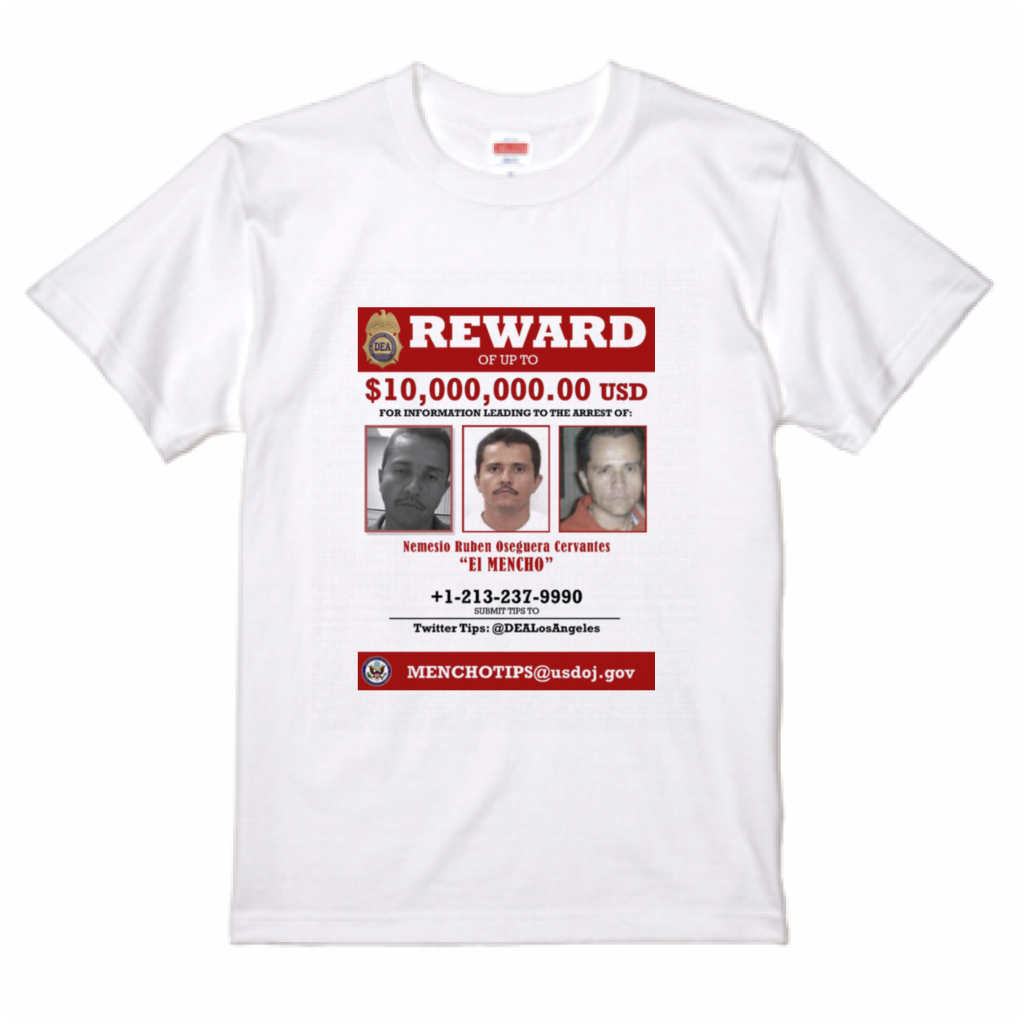 WANTED T