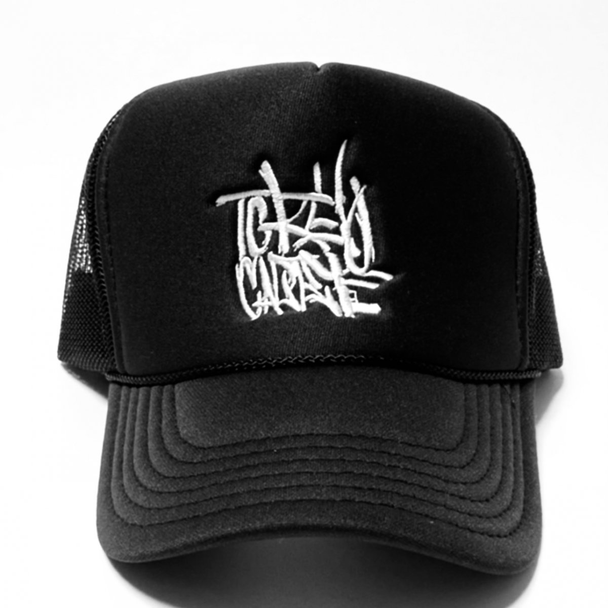 ORIGINAL MESH CAP BLACK