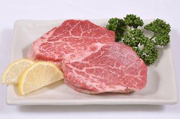 黒毛和牛ヒレステーキ / 一枚150g単位