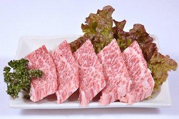 黒毛和牛カルビ焼肉用 / 100g単位