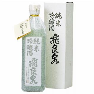 純米吟醸酒 (720ml)