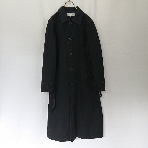<img class='new_mark_img1' src='https://img.shop-pro.jp/img/new/icons47.gif' style='border:none;display:inline;margin:0px;padding:0px;width:auto;' />ARMEN  SINGLE BREASTED TRENCH COAT (FULL SLEEVE)