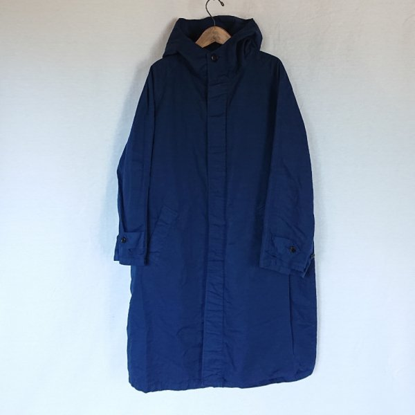 <img class='new_mark_img1' src='https://img.shop-pro.jp/img/new/icons47.gif' style='border:none;display:inline;margin:0px;padding:0px;width:auto;' />HTS  COTTON LINEN HOODED COAT