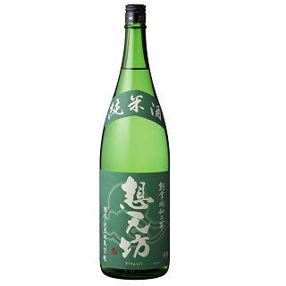 [お取り寄せ]想天坊 純米酒<br>【1800ml】
