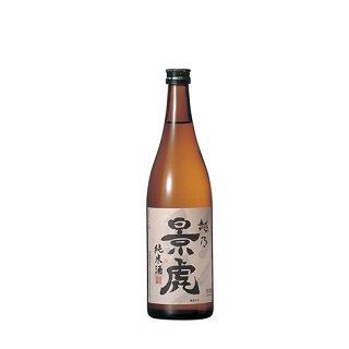 [お取り寄せ]越乃景虎 純米酒<br>【720ml】