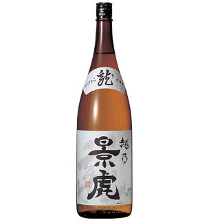 越乃景虎 龍(りゅう)<br>【1800ml】