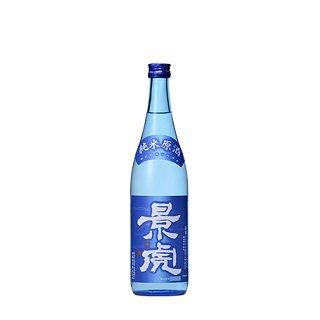 [6月下旬入荷予定]越乃景虎 純米原酒<br>【720ml】