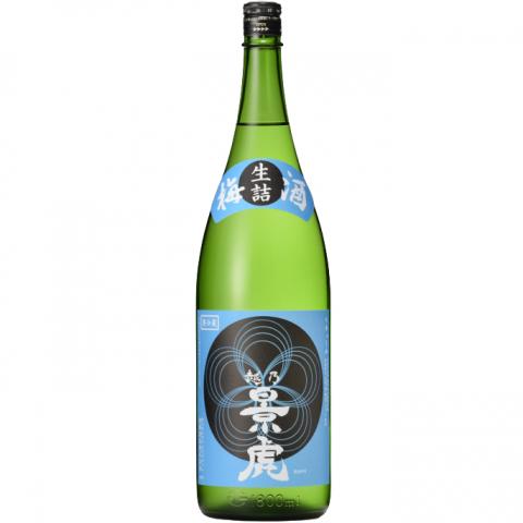 越乃景虎 梅酒かすみ酒<br>【1800ml】