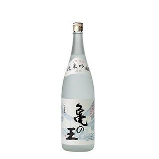 亀の王 純米吟醸 生貯蔵酒<br>【720ml】