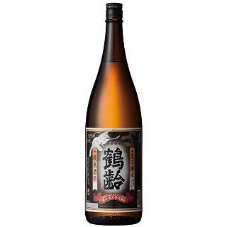 鶴齢 純米酒<br>【1800ml】