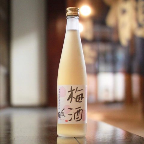 〆張鶴 梅酒<br>【500ml】