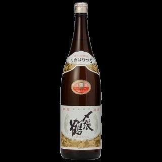〆張鶴 雪 特別本醸造<br>【1800ml】