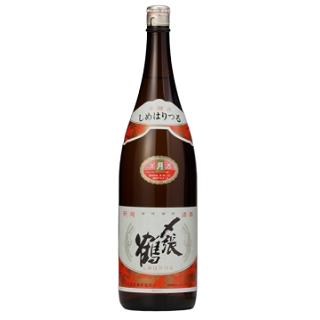 〆張鶴 月 本醸造<br>【1800ml】