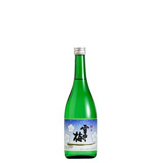[お取り寄せ]雪中梅 純米酒<br>【720ml】