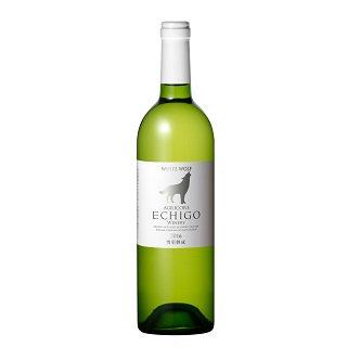 越後ワイン WHITE WOLF 白<br>【750ml】