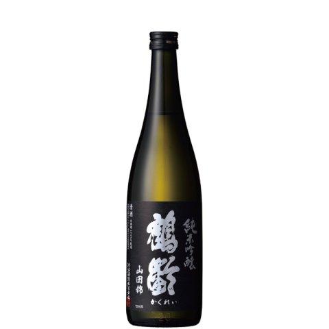 鶴齢 純米吟醸 山田錦50%精米 生原酒<br>【720ml】