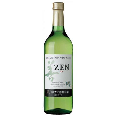 岩の原ワイン 善(ぜん) 白<br>【720ml】