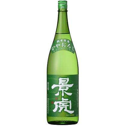 越乃景虎 ひやおろし 純米原酒<br>【1800ml】