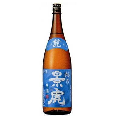 越乃景虎 龍 生酒<br>【1800ml】