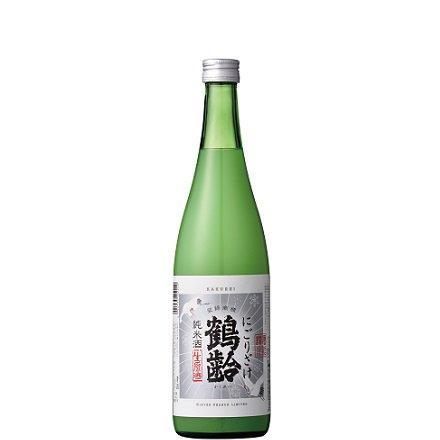 鶴齢 純米酒 にごり酒<br>【720ml】
