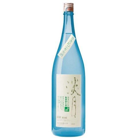 千代の光 淡月 ささにごり生酒<br>【1800ml】