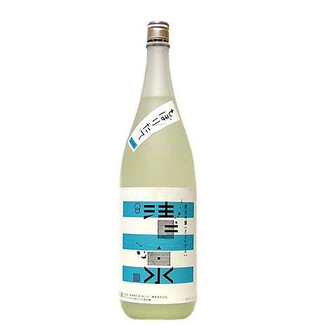 [11月下旬入荷予定]清泉 純米吟醸 しぼりたて<br>【1800ml】