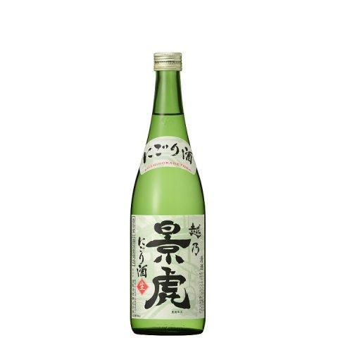 越乃景虎 にごり酒<br>【720ml】