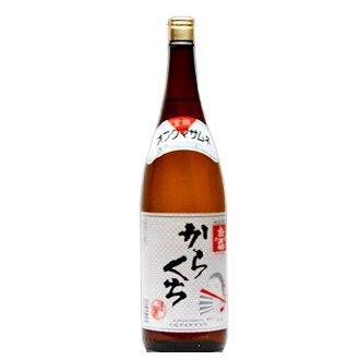 お福正宗 からくち 普通酒 <br>【1800ml】