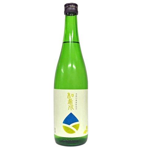久比岐 和希水 純米<br>【1800ml】