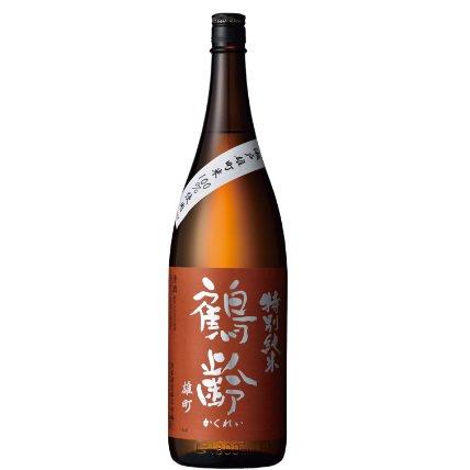 鶴齢 特別純米 瀬戸産雄町 生原酒<br>【1800ml】