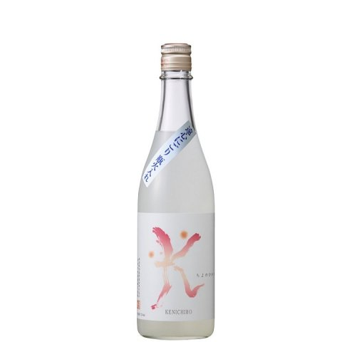 KENICHIRO 純米吟醸 遠心分離にごり酒 瓶火入れ<br>【720ml】