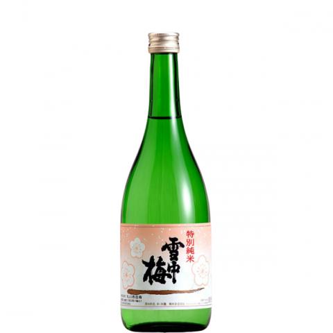雪中梅 特別純米酒<br>【720ml】